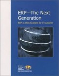 ERP-the next generation : ERP is web enabled for e-business