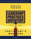 Leadership practices inventory 3rd.ed : participant's workbook