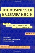 The Business of commerce : from corporate strategy to technology